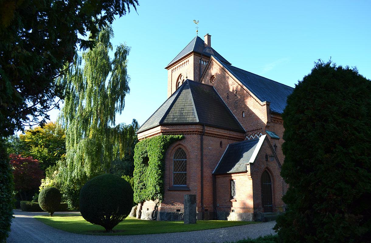 Taarbaek Kirke